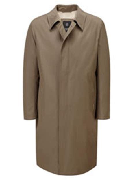 long mens raincoat