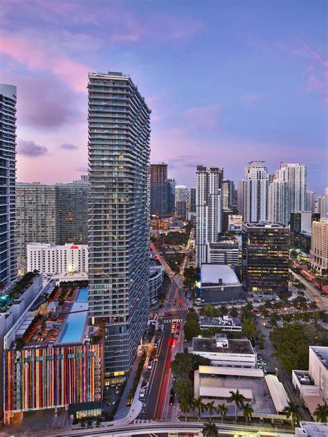 story tower brightens miami skyline multifamily