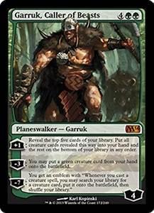 Garruk, Caller Of Beasts (Magic card)