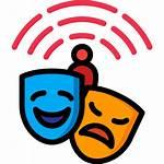 Drama Icon Icons