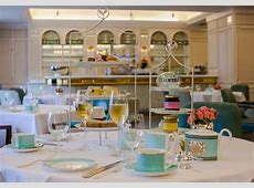 The Diamond Jubilee Tea Salon, London St James's