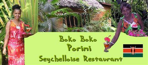 cuisine seychelloise porini seychelloise food