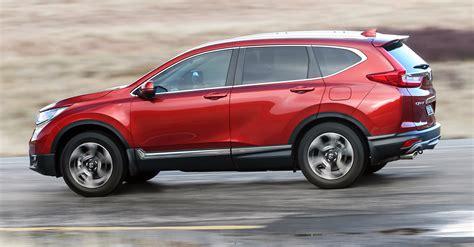 2018 Honda Cr V Range Review Caradvice  Autos Post