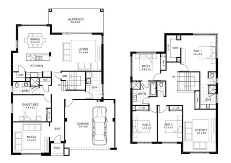 house plans websites 5 bedroom house designs perth storey apg homes