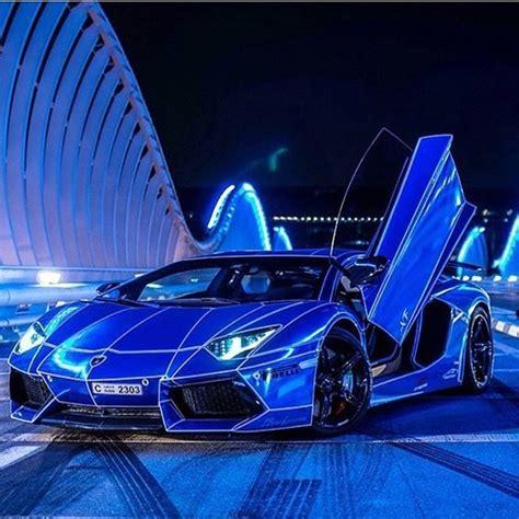 Neon Lamborghini Gallery