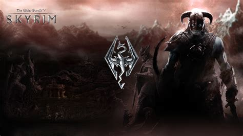 Skyrim Animated Wallpaper - elder scrolls v skyrim wallpaper 576932