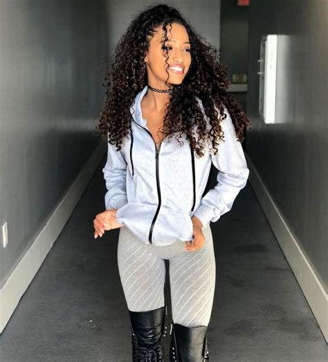 pin  amani randall  curly hair curly hair styles