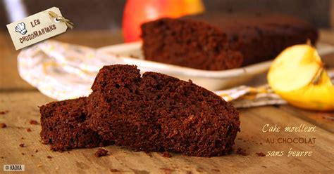 cake moelleux au chocolat sans beurre les chocomaniaks