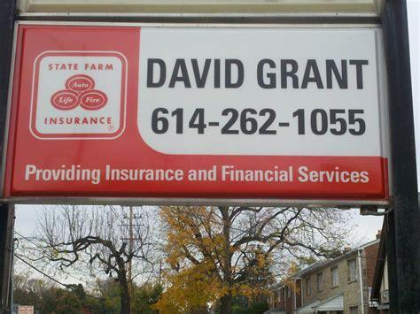 David Grant State Farm Insurance