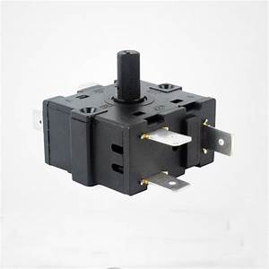 16a Heater Rotary Switches Uff0c4 Position Rotary Switches Uff0coven