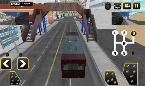 real manual bus simulator   android   real manual bus simulator  apk game