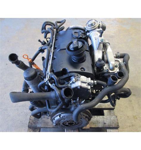 moteur 1l9 tdi axr pour vw golf 4 bora new beetle polo