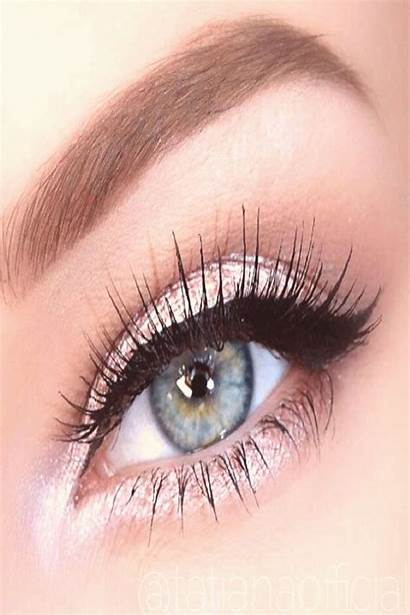 Makeup Blonde Eyes Perfect Glitter Youpinone Bold