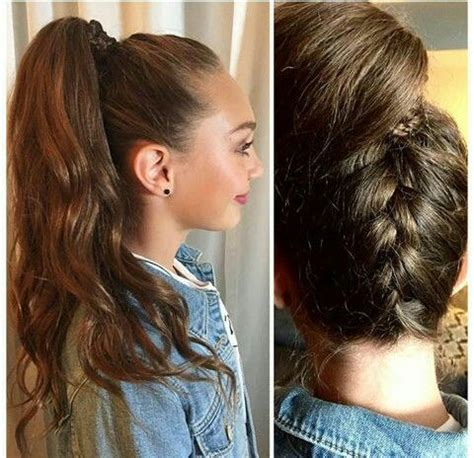 images  dancemoms hairstyles  pinterest