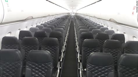 frontier airlines interior frontier airlines has widened the dreaded middle seat