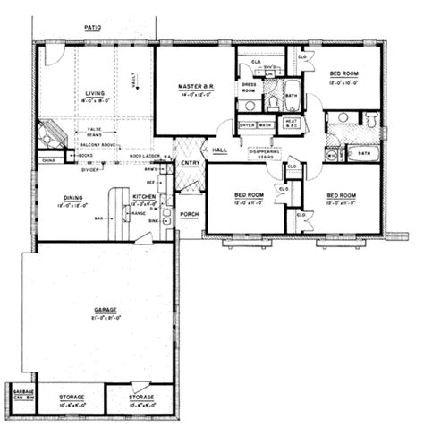 style floor plans rancher plans rancher plans two house plans ranch