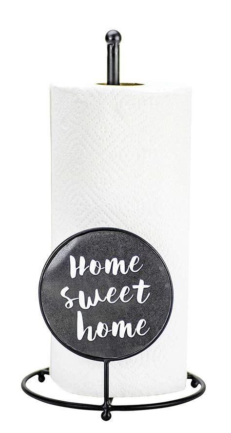 paper towel holder sweet freestanding jikonitaste