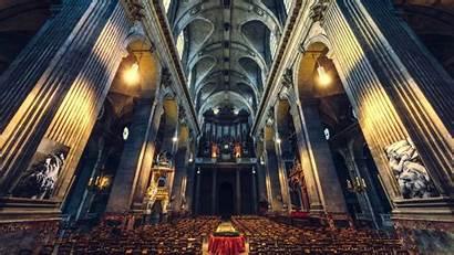 Catholic Church Saint Roman France Paris Sulpice