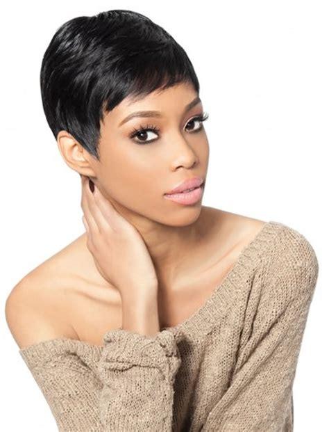hairstyles for short hair for black women 2018 short haircuts for black women 57 pixie short black