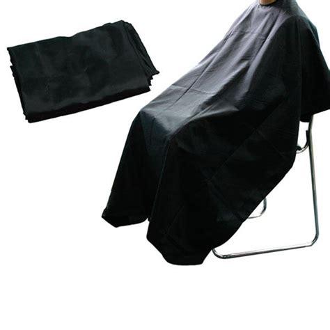 tablier de cuisine fait 3x tablier de coiffure pour salon barbier coiffeur waterproof noir