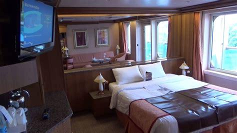 costa pacifica grand suite  cabin  youtube