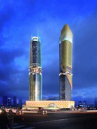 Architecture Dubai Towers