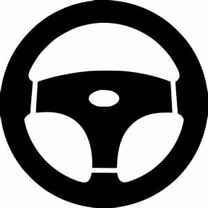 Steering Wheel Svg Png Icon Free Download (#536840 ...