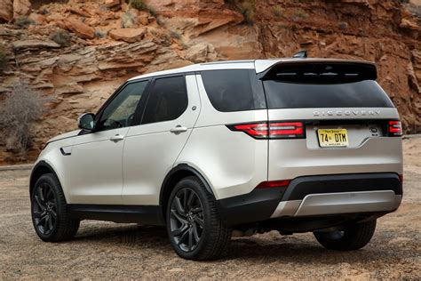 New Land Rover Discovery Arriving In Uk This Week Starting