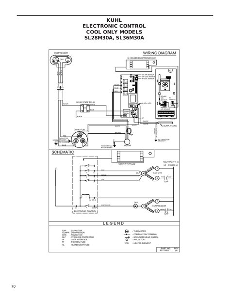Wiring Diagram Schematic Friedrich Kuhl User