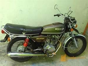 Motor Honda Gl 100 K
