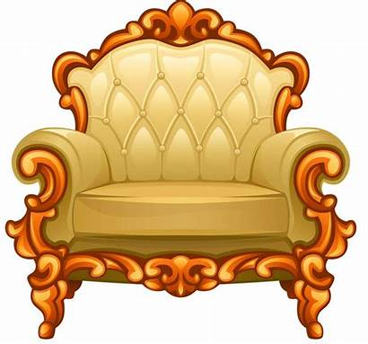 Clipart Furniture Couch Clip Une Dollhouse Drawings