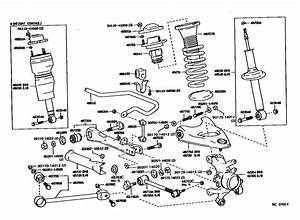 93 Lexus Gs300 Front End Suspension Diagram  93  Free