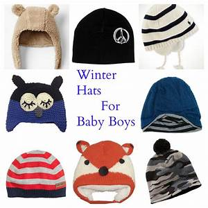 Winter Hats For Baby Boys - Stylish Life for Moms