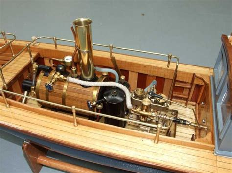 Small Boat Steam Engines small steam engines for boats photo of a quot miniature