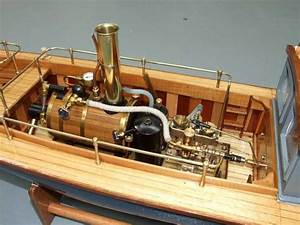 Small Steam Engines For Boats