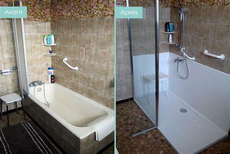 remplacer un baignoire par une remplacement d une baignoire par une s 233 curis 233 e