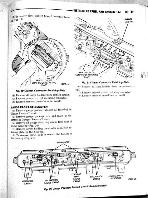 1995 jeep wrangler wiring diagram 33 wiring diagram