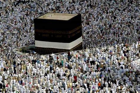 Beten Muslime Die Kaaba In Mekka An?