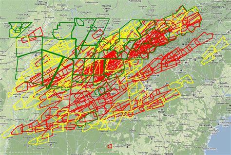 April 27, 2011 Severe Weather Warnings.jpg