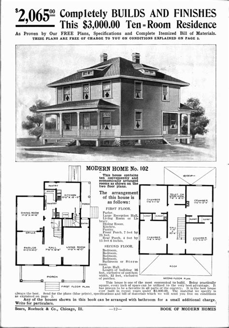 American Foursquare Floor Plans Modern by Square Home Plans Smalltowndjs