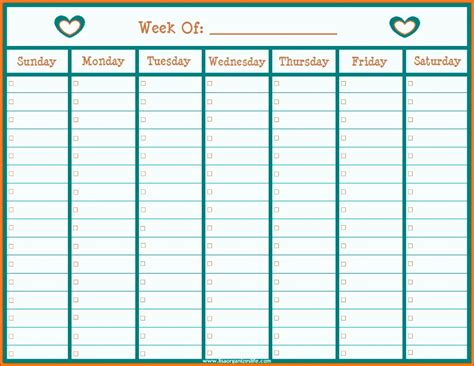 planner template excel exceltemplates exceltemplates