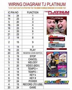 Platinum Dvd Karaoke Pcb Remote Wiring