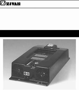 Zivan Ng5 Battery Charger Installation And User Manual Pdf