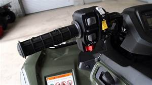 2014 Trx420fe Rancher 420 Four Wheeler Sale    Honda Of
