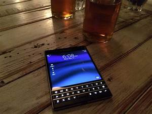 The Blackberry Passport Enigma  Tcob