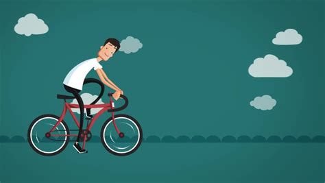 Animated Bikes Wallpapers - animated a a bicycle on