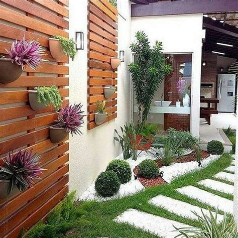 ideas  patios pequenos decoracion de jardines