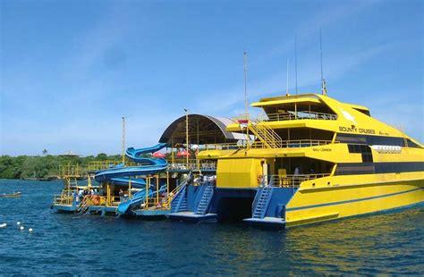 paket wisata lembongan bounty cruise bali pesona indonesia