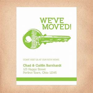 inspired we39ve moved card 15 buy box of old keys at With business moving postcards
