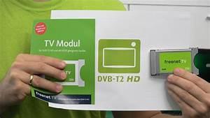 Dvb T2 Fähige Tv Geräte : ci modul f r freenet tv dvb t2 hd private hd sender ber antenne youtube ~ Frokenaadalensverden.com Haus und Dekorationen
